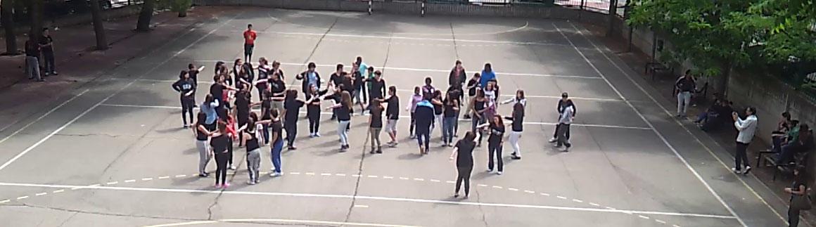 baile flashmob