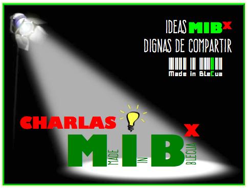 Charlas MIB
