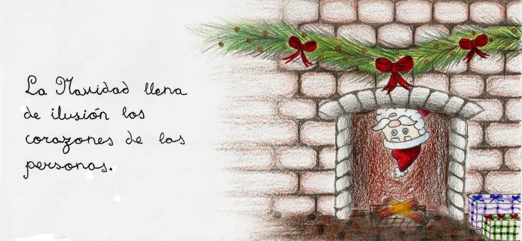 1er premio y mejor mensaje Alba Sanz 4ºA